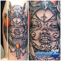 Tattoos by B.C. Smith